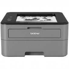 HLL2300DR1 Принтер Brother HL-L2300DR, A4, 8Мб, 26стр/мин, GDI, дуплекс, USB, старт.картридж 700стр, 3года гарантии