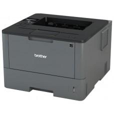 HLL5000DR1 Принтер Brother HL-L5000D, A4, 40 стр/мин, 128Мб, дуплекс, LPT (опционально), USB, старт.картридж 2000стр