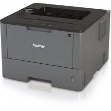 HLL5100DNR1 Принтер Brother HL-L5100DN, A4, 40 стр/мин, 256Мб, дуплекс, LAN, USB, старт.картридж 3000стр