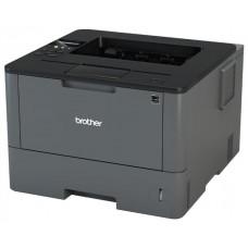 HLL5200DWR1 Принтер Brother HL-L5200DW, A4, 40 стр/мин, 256Мб, дуплекс, LAN, WiFi, USB, старт.картридж 3000стр