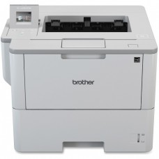 HLL6300DWR1 Принтер Brother HL-L6300DW, A4, 46 стр/мин, 256Мб, дуплекс, GigaLAN, WiFi, лоток 520л, NFC, USB, старт.картридж 8000стр