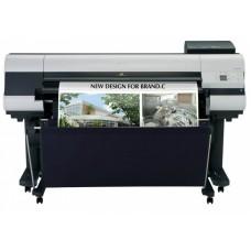 """0007C003 Принтер Canon iPF840 (44"""", A0, 5 цветов, держатели рулона, HDD 320Gb, USB 2.0, Ethernet) добавить рулонный модуль и корзину"""